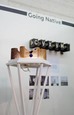 Вид экспозиции. ART-WERK 2018