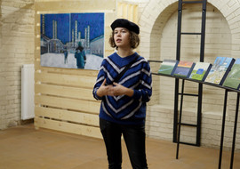 Мария Сарычева. Экскурсия