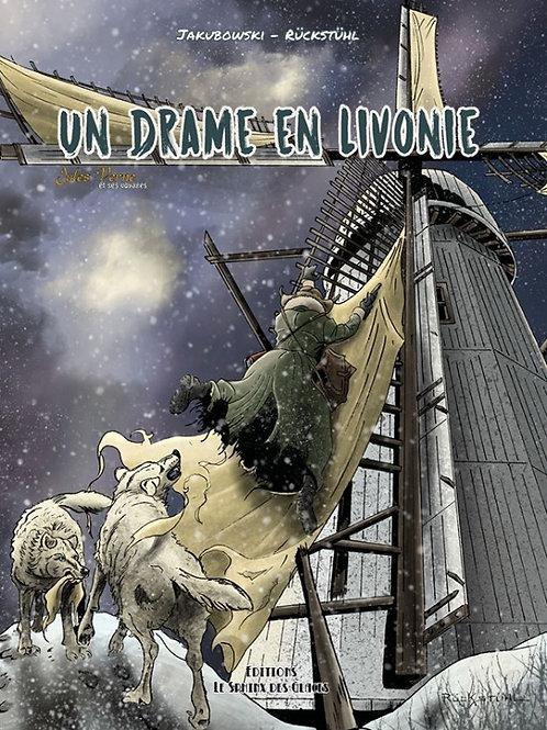 """""""Un drame en Livonie"""""""