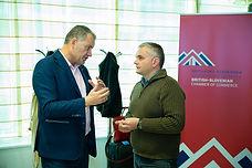 British Slovene BSCC event. Nova Gorica.
