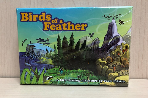 Birds of a Feather Card Game