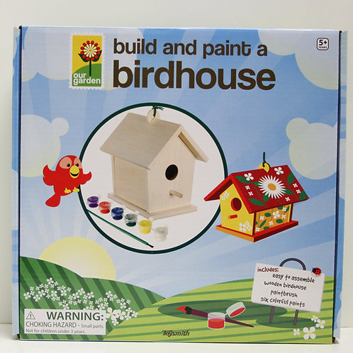 Build-a-Birdhouse