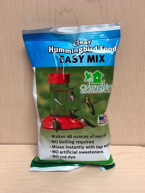 Clear Hummingbird Food 8oz