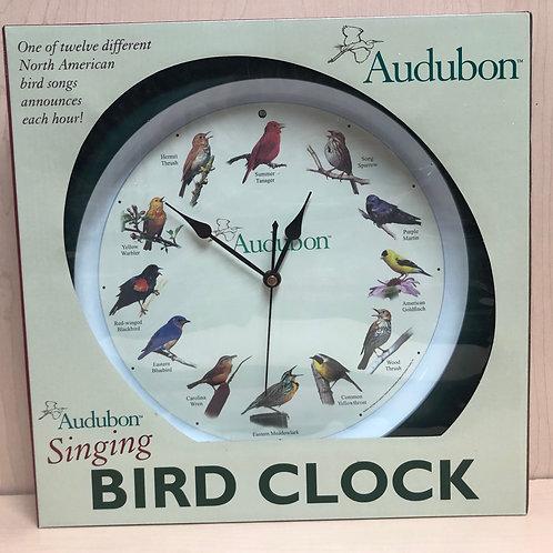 """Singing Bird Clock 8"""""""