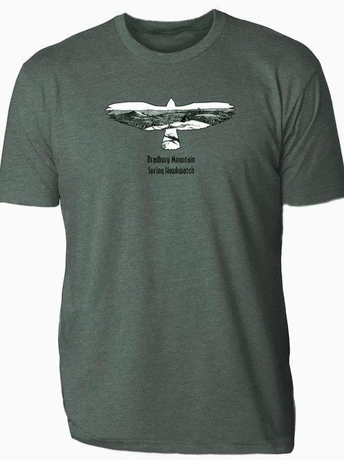 Bradbury Spring Hawkwatch T-shirt