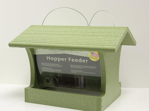 Lightweight Medium Recycled Hopper Feeder