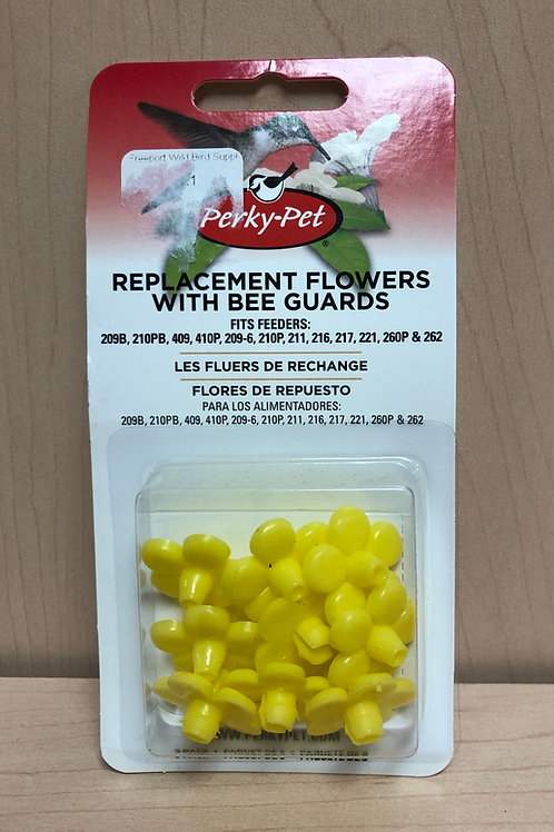Perky Pet Replacement Flowers