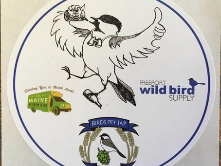 NEW! Birds On Tap℠ - Roadtrip! Stickers