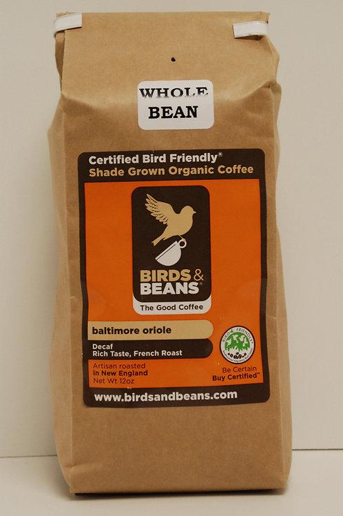 Birds & Beans Decaf Coffee