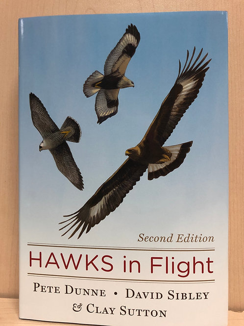 Hawks in Flight 2nd ed