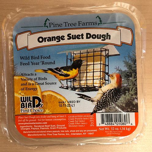 Orange Suet Dough 12oz.