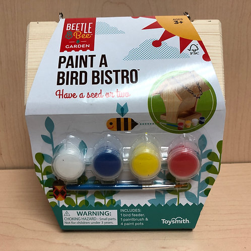 Paint a Bird Bistro Kit