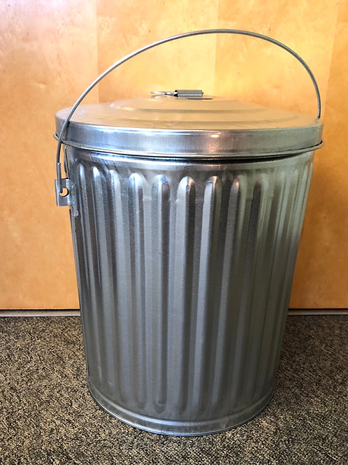 10 Gallon Steel Storage Can