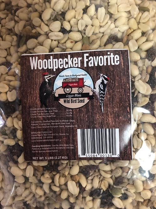 Woodpecker Favorite