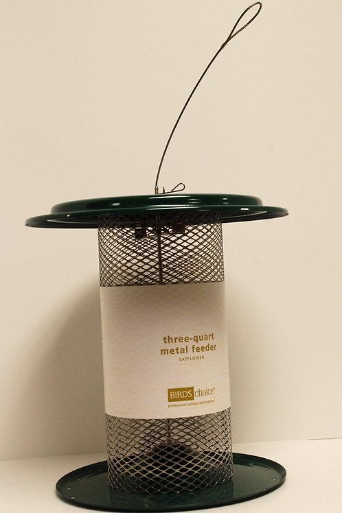 Magnet Mesh Safflower Feeder 3-qt