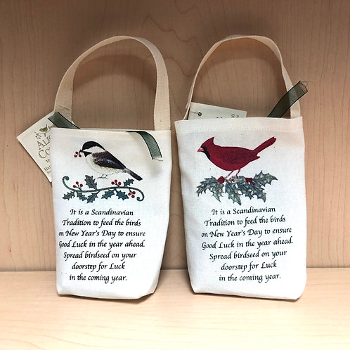 Birdseed Gift Bag