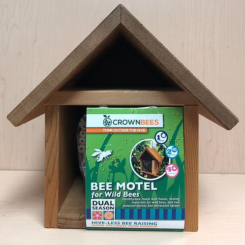 Bee Motel for Wild Bees