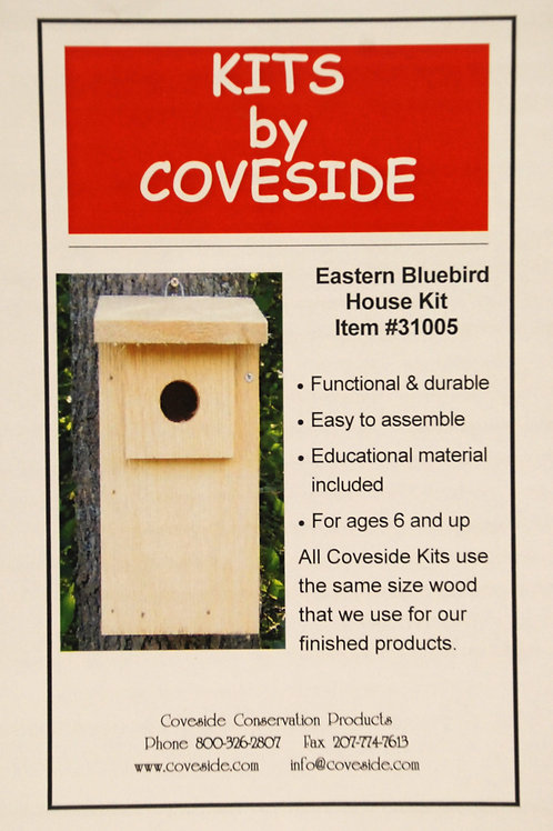 Build a Birdhouse Kit