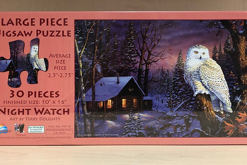 Night Watch Puzzle 30pc