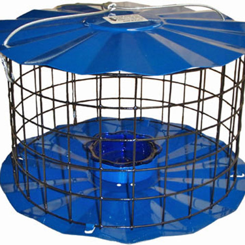 Caged Mealworm Feeder