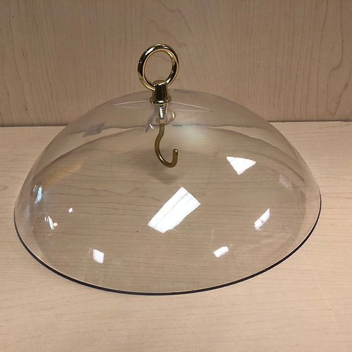 Clear Hummingbird Feeder Weather Dome