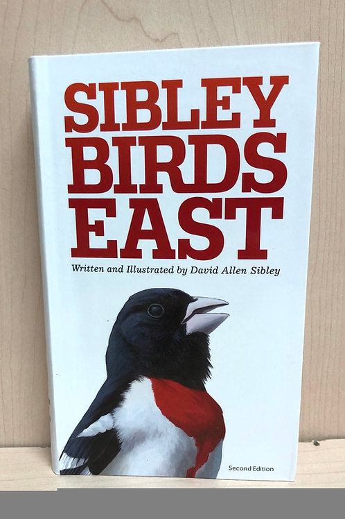 Sibley Guide to Birds of Eastern North America 2nd ed