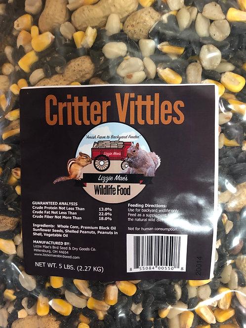 Critter Vittles