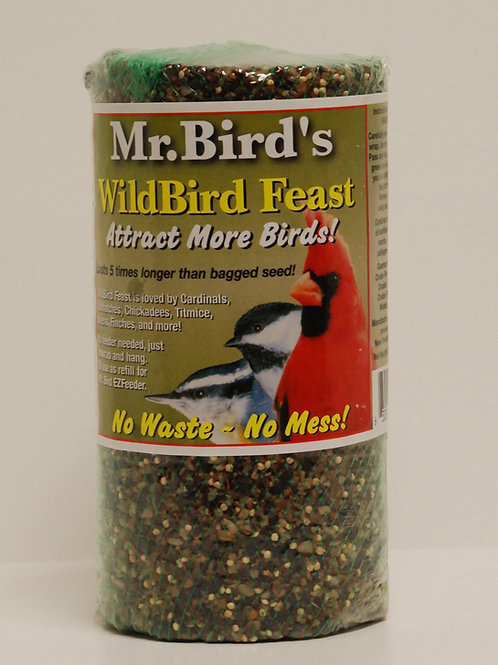 Mr. Bird Wild Bird Feast Cylinder 28oz