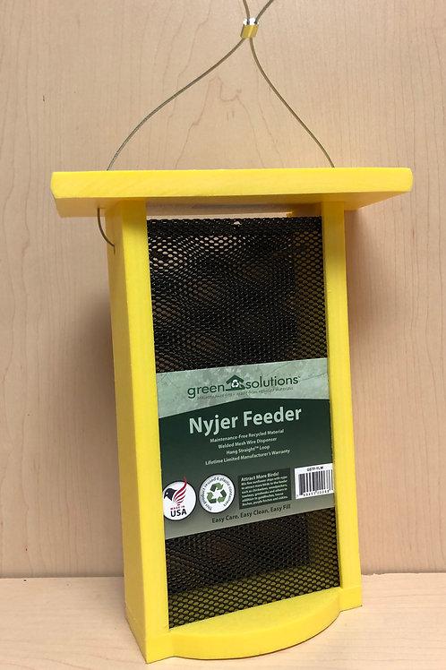 Recyled Plastic Nyjer Mesh Feeder