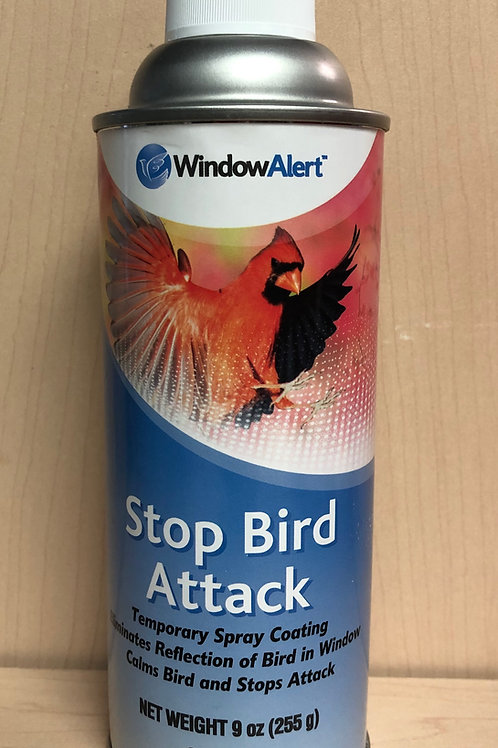 Stop Bird Attack Spray