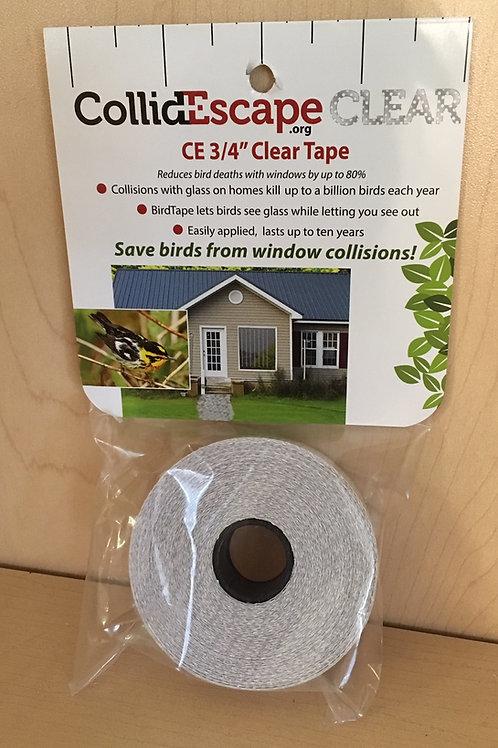 Collidescape Clear Bird Tape