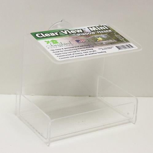 Clear View Mini Window Feeder