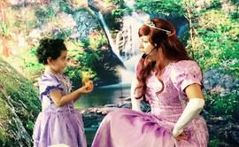 Maga Keysha Show Princesa Sofia