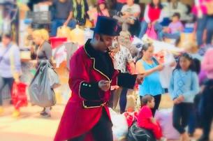 mago emir el mago del sombrero