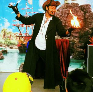 Emir El Mago Pirata