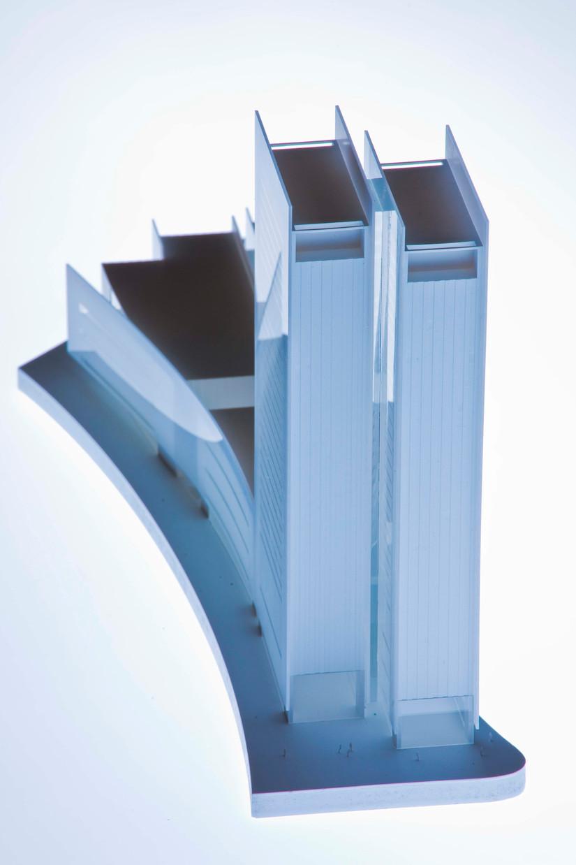 Grand Hyatt Frankfurt | Ben Dieckmann architects