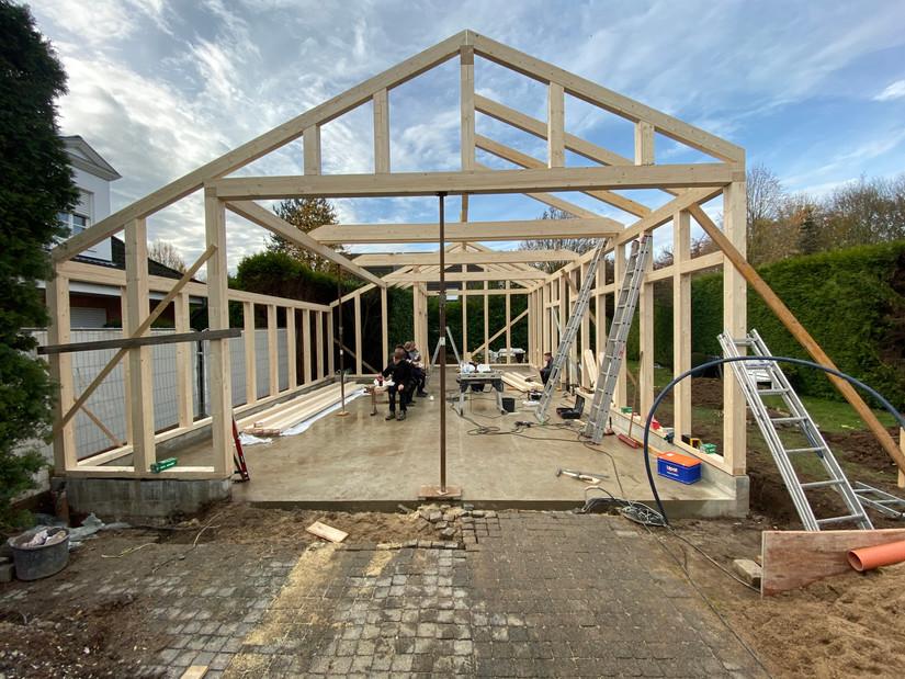 Site 2 Garage 2.0   Ben Dieckmann architects