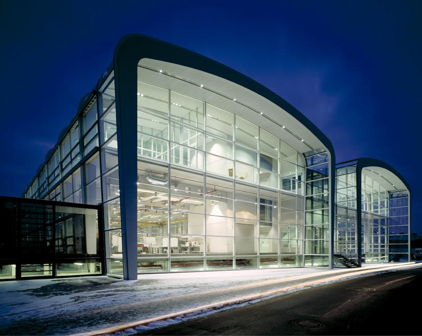 Ben Dieckmann architects Gira Factory Radevormwald Germany