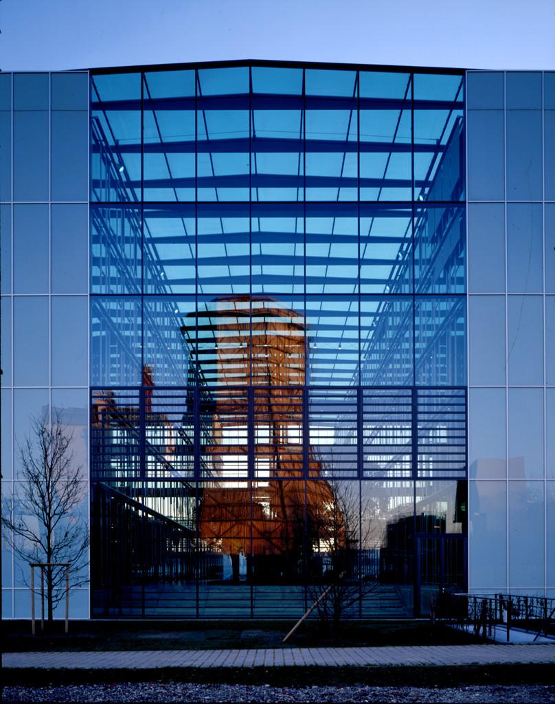 Stadtwerke Düsseldorf   Ben Dieckmann architects