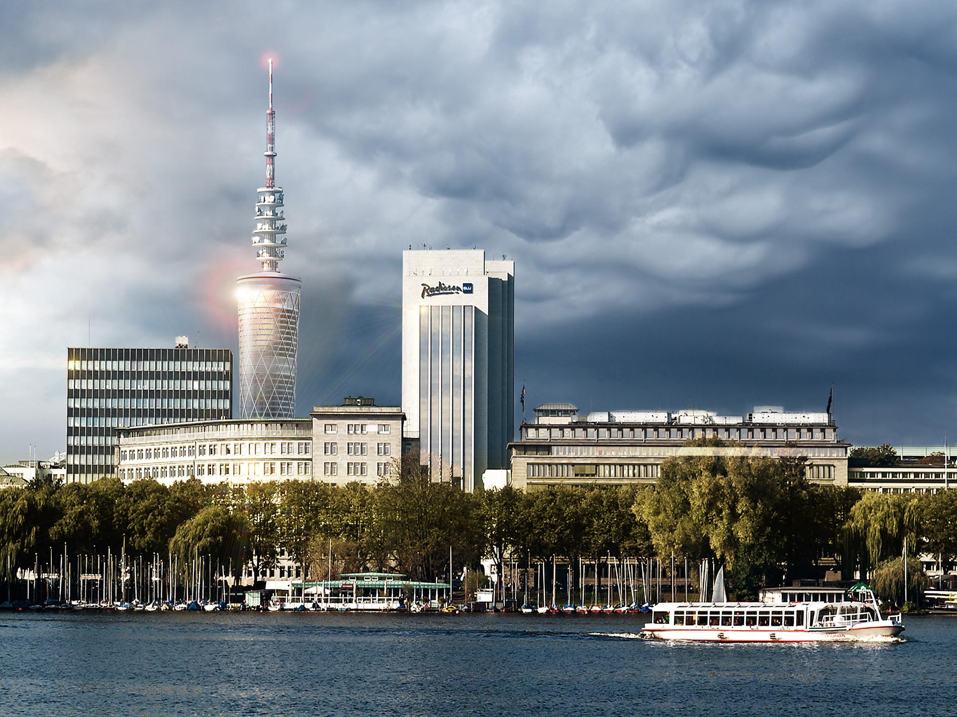Heinrich Hertz Turm | Ben Dieckmann architects