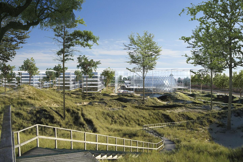 ICC The Hague Ben Dieckmann architects
