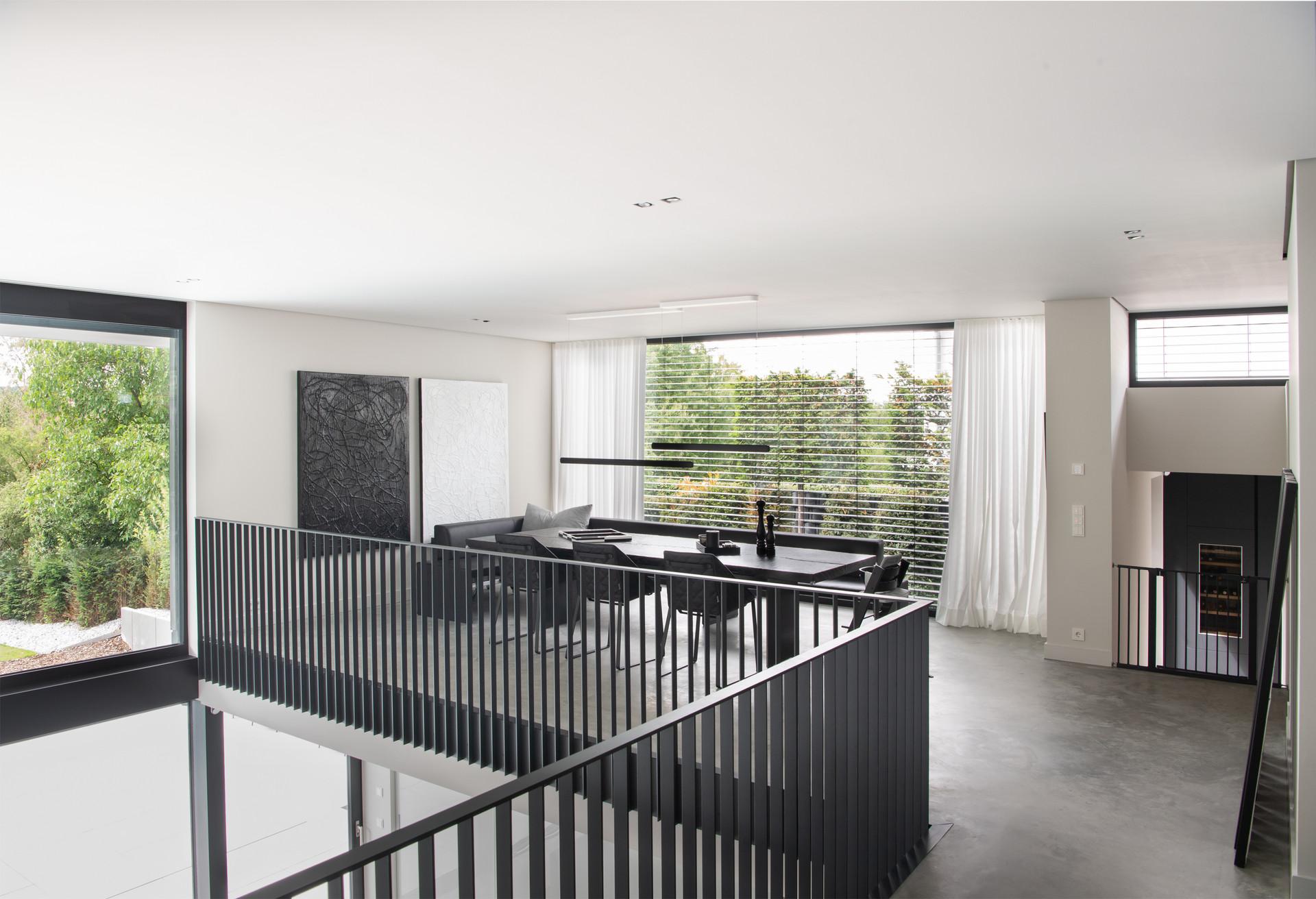 Void in Living Room