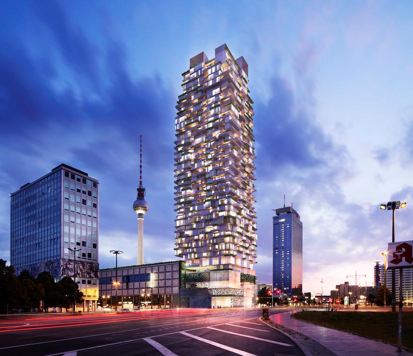 Alexanderplatz | Ben Dieckmann architects