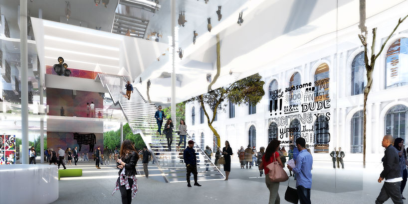 Ben Dieckmann architect Mali Lima Museum of Modern Art Peru