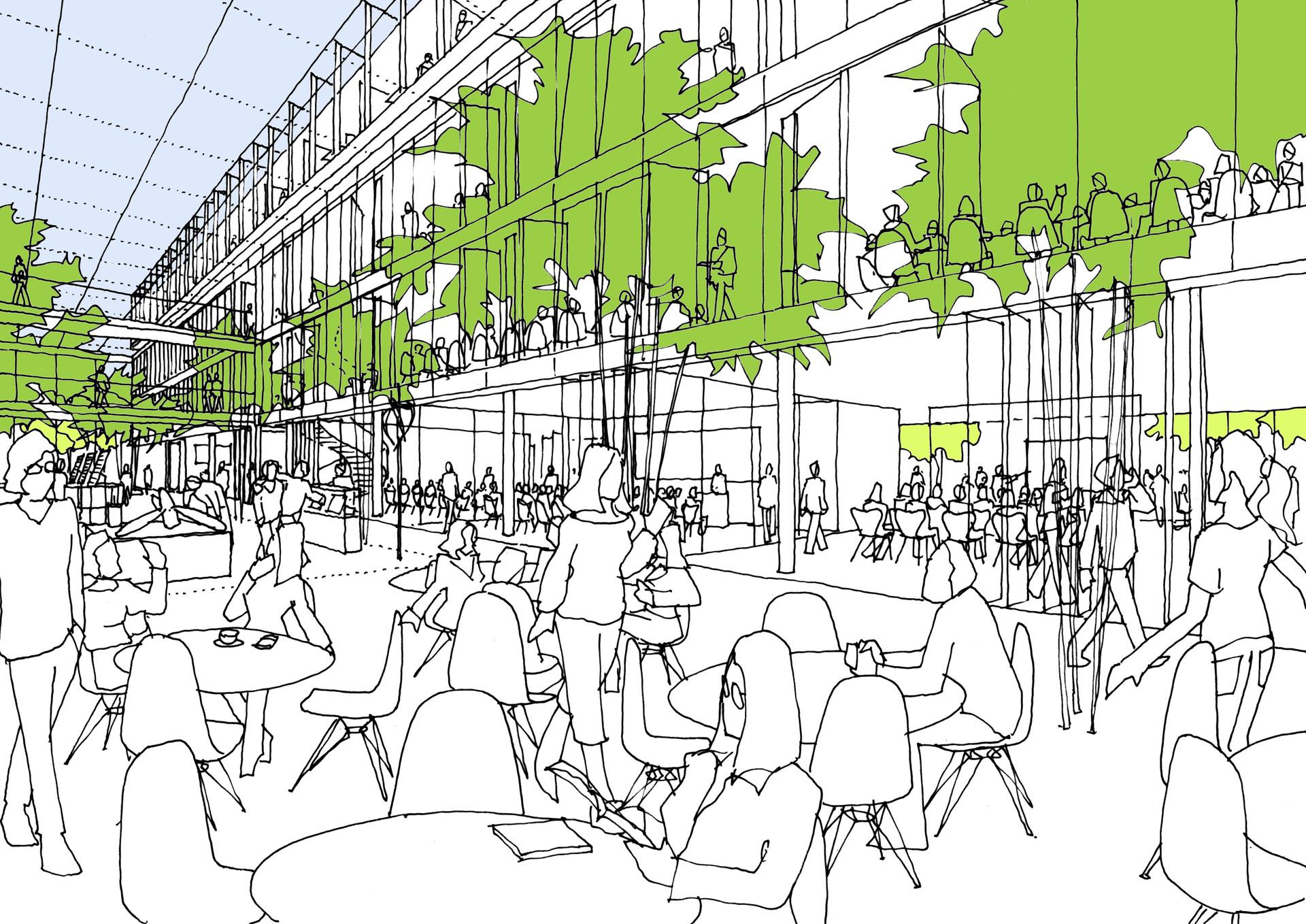 IWES Fraunhofer Ben Dieckmann architects