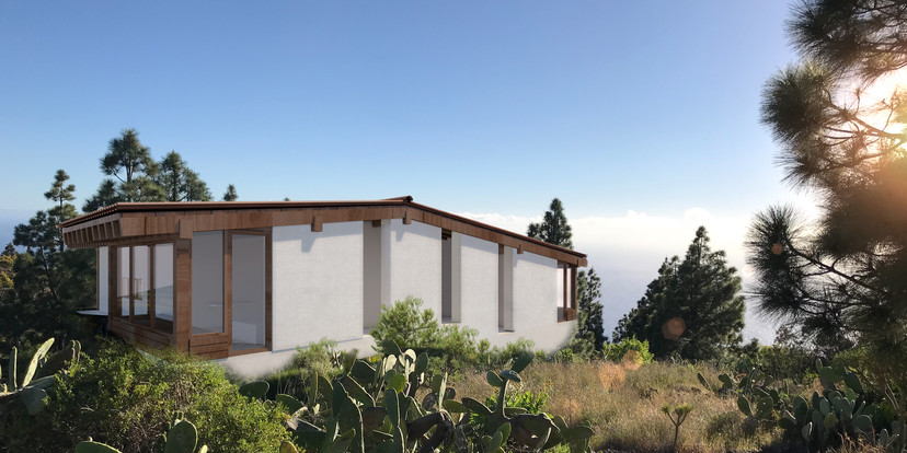 Villa K La Palma Ben Dieckmann architects