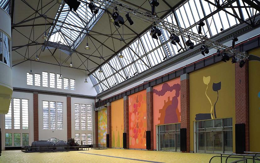 Stadtwerke Düsseldorf Turbinenhalle | Ben Dieckmann architects