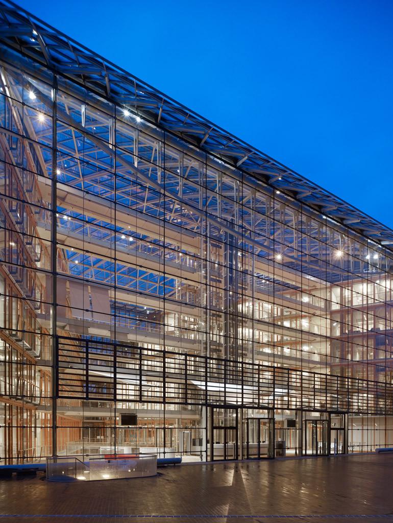 EIB Luxembourg Ben Dieckmann architects