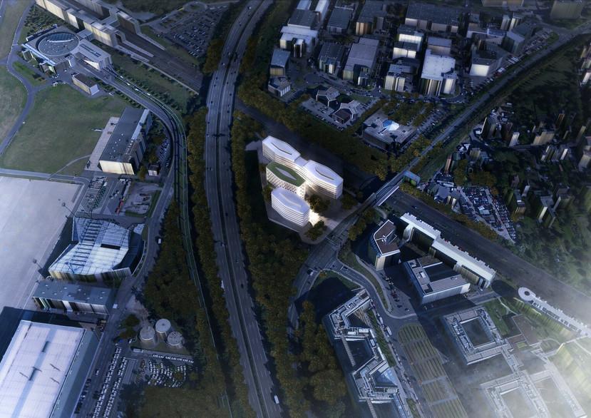 Quartier (n)   Ben Dieckmann architects