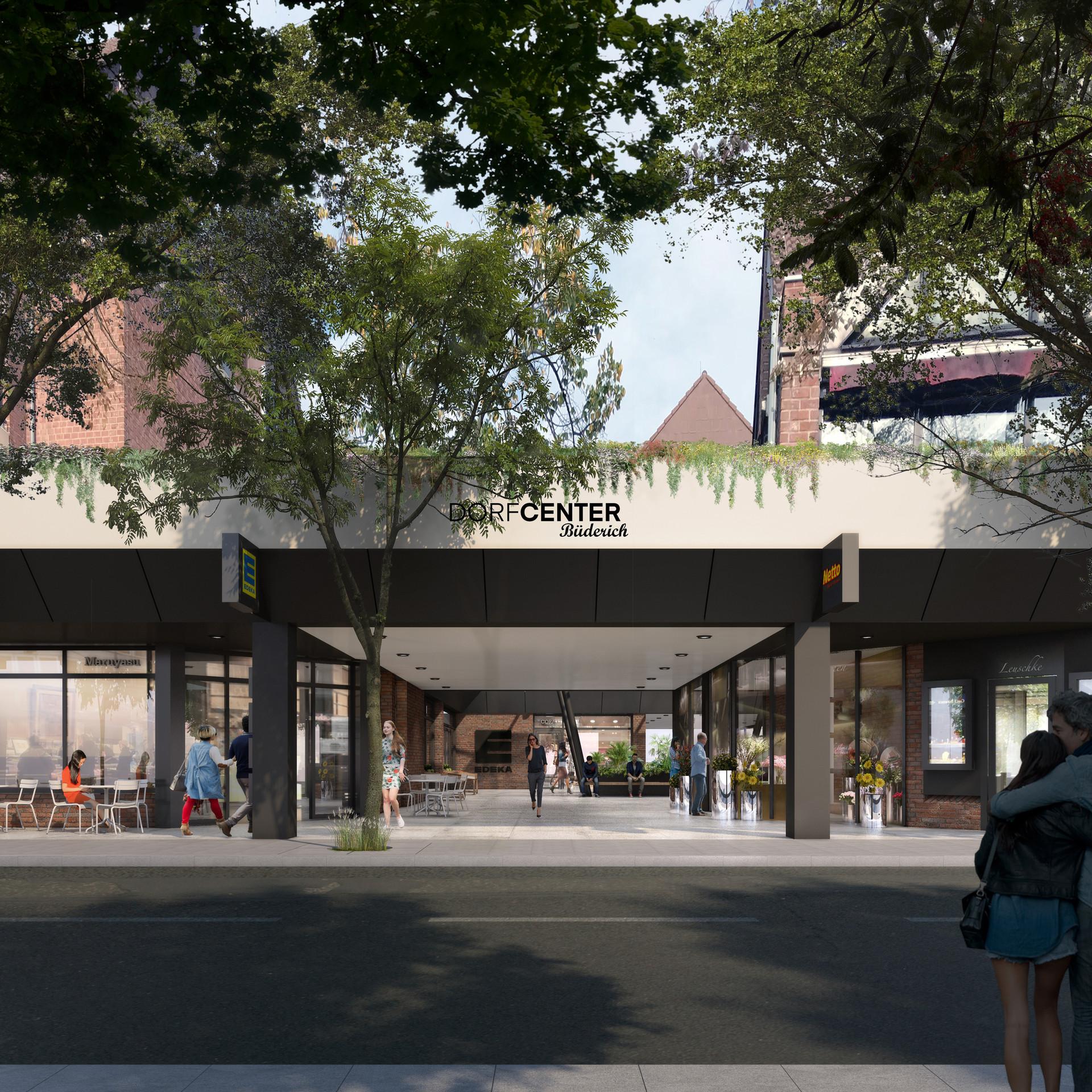Dorfcenter | Ben Dieckmann architects
